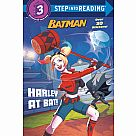 Batman: Harley at Bat! Beginning Reader