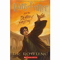 Harry Potter #7: Harry Potter and the Deathly Hallows
