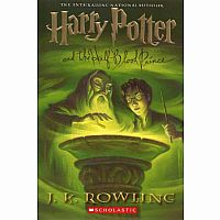Harry Potter #6: Harry Potter and the Half-Blood Prince