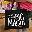 Exclusive Tote Bag: Small Town, Big Magic