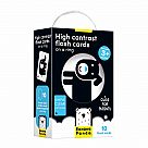 High Contrast Flash Cards for Babies 3m+