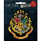Hogwarts Crest Die Cut Sticker