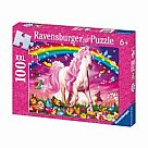 100 Piece Puzzle, Horse Dream