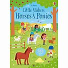 Horses & Ponies Sticker Book