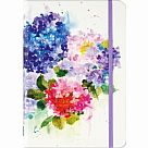 Hydrangeas Small Journal