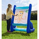 Inflatable Outdoor Easel