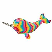Extra Large Rainbow Narwhal