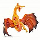 Lava Dragon Figurine