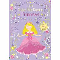 Little Sticker Dolly Dressing, Princess