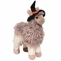 Llama with Witch Hat