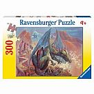 300 Piece Puzzle: Lone Dragon