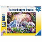 100 Piece Puzzle Magical Unicorn