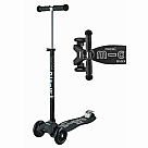 Micro Maxi Deluxe Scooter, Black
