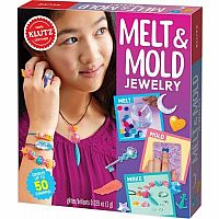 Klutz Melt and Mold Jewelry