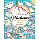 A Million Unicorns Coloring Book