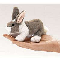 Baby Bunny Finger Puppet