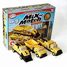 Mix or Match Construction Vehicles