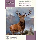 1000 Piece Puzzle, The Monarch of the Glen
