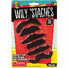 Wily Mustaches