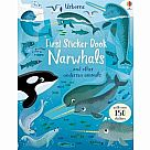 Narwhals and Other Undersea Animals Sticker Book
