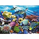 200 Piece Puzzle, Ocean Turtles