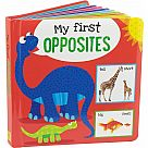 My First Opposites Padded Board Book
