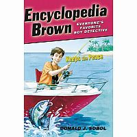 Encyclopedia Brown Keeps the Peace 6