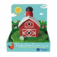 Peekaboo Barn Game