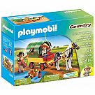 Playmobil 5686 Picnic with Pony Wagon