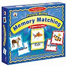 Picture Words: Memory Matching Game
