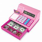 Calculator Cash Register, Pink