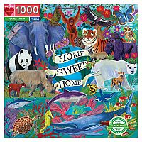 1000 Piece Puzzle, Planet Earth
