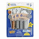 Play Money Bills and Coins