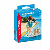 Playmobil 9354 Stand-Up Paddleboarder