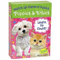 Puppies and Kitties Matching Game