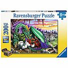 200 Piece Puzzle, Queen of Dragons