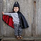 Baby Reversible Spider/Bat Cape