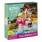 Ring Fling Flamingo Pool Toy