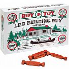 Roy Toys Small Building Set, The Camp