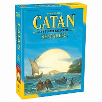 Catan Extension: Seafarers 5-6 Players