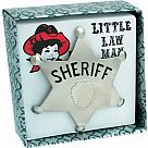 Toy Sheriff's Badge