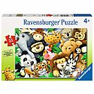 35 Piece Puzzle, Softies