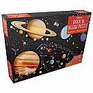 200 Piece Puzzle, Solar System - with Book