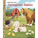 Springtime Babies Little Golden Book