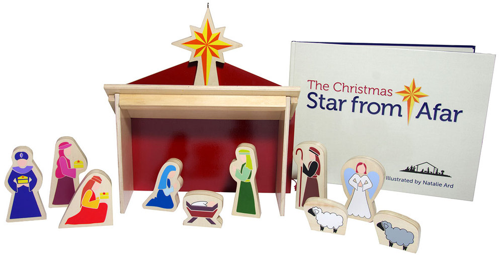 The Christmas Star from Afar - Star from Afar