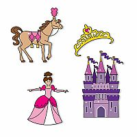 Sticker Collection, Pink