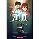 Amulet 1: The Stonekeeper