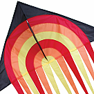 "56"" Stream Delta Kite, Fire Ball"