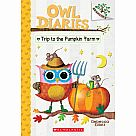 Owl Diaries 11: The Trip to the Pumpkin Farm
