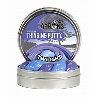 Thinking Putty: Heat Sensitive Twilight